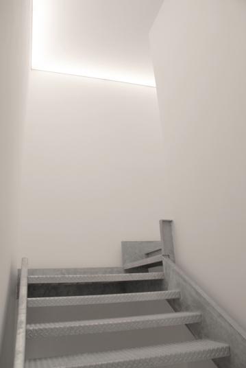 Industrial stair