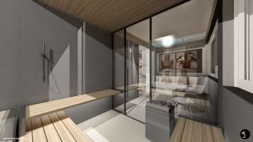 Sauna Spa design