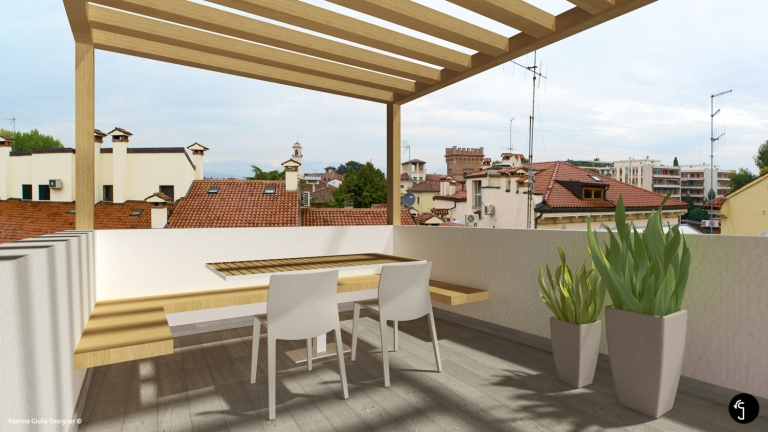 Outdoor design Terrace