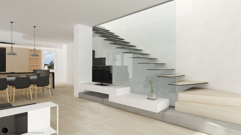 Stair project design