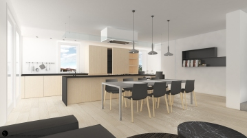 Kitchen project design