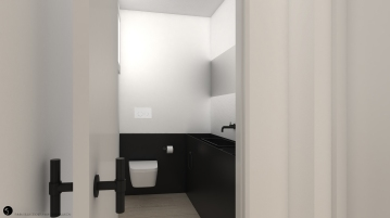 Bathroom project design