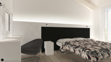 Bedroom project design