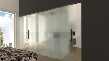 Interior design Wall glass