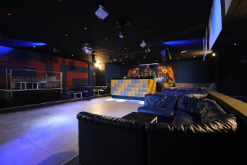 Club interior design
