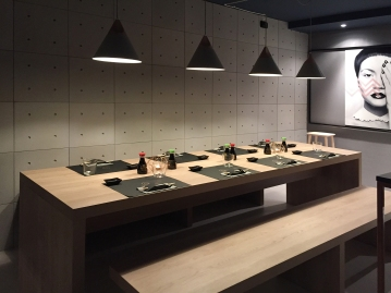 Sushi Bar room
